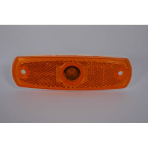 Lykt markering orange 126x38mm HELLA