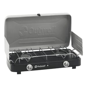Grill gassgrill Gourmet Cooker med to brennere OUTWELL