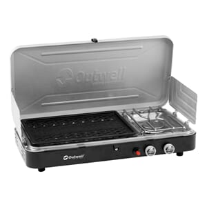 Kokeapparat og grill Chef Cooker 2-bluss OUTWELL