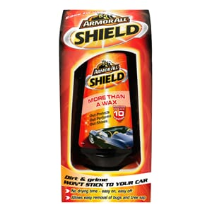 Turtle Armor All Shield Premium Wax