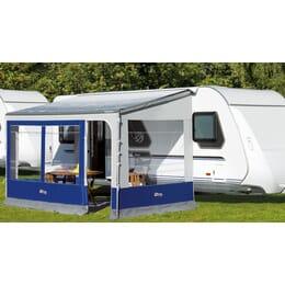 Markisetelt campingvogn Welovecamping