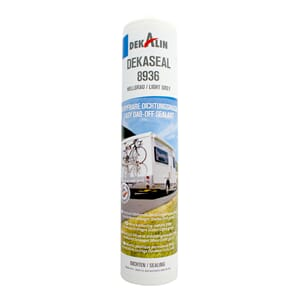 Tettemasse Dekaseal 8936 PIB Light Grey 560 ml folie