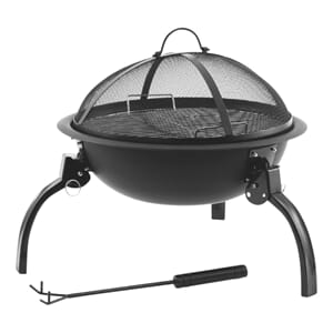 Grill Cazal Bålpanne Fire Pit M 44,5 x 38 cm OUTWELL