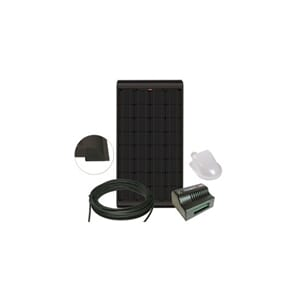 Solcellepanel 180 W NDS BlackSolar MPPT