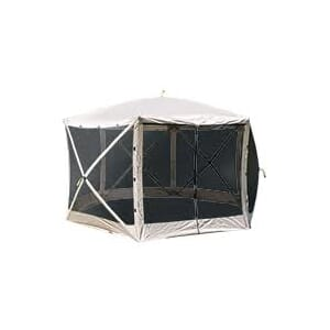 Telt Pop Up Screen House 350 360 x 360 cm KAMPA