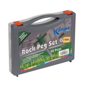 Pluggsett Rock Peg m/koffert