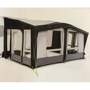Telt caravan Club Air Pro 390 H:235-250, zip-out