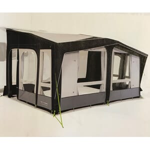 Telt caravan Club Air Pro 450 H:235-250, zip-out