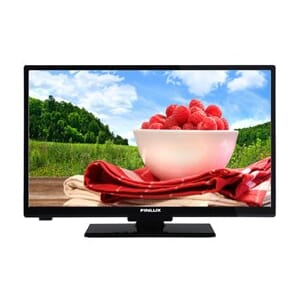 TV LED 24'' Riks-Tv, Satellitt, Smart. Finlux