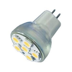 LED- LAMPA MR 8. 1,0 W